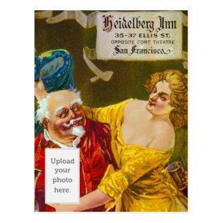 Heidelberg Inn Postcard