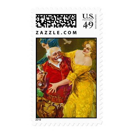 Heidelberg Inn Stamps