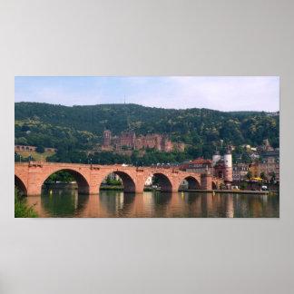 Heidelberg Poster