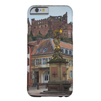 Heidelberg - Statue and Castle iPhone 6 Case