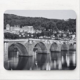 Heidelberg view mouse pad