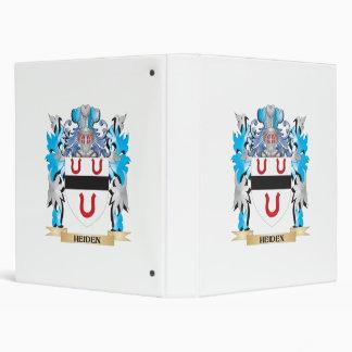 Heiden Coat of Arms - Family Crest Vinyl Binders