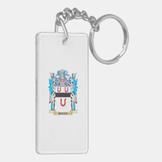 Heiden Coat of Arms - Family Crest Rectangular Acrylic Key Chains