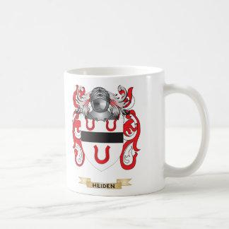 Heiden Coat of Arms (Family Crest) Classic White Coffee Mug