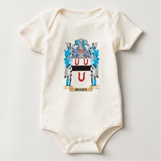 Heiden Coat of Arms - Family Crest Baby Bodysuits