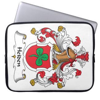 Heiden Family Crest Laptop Sleeve