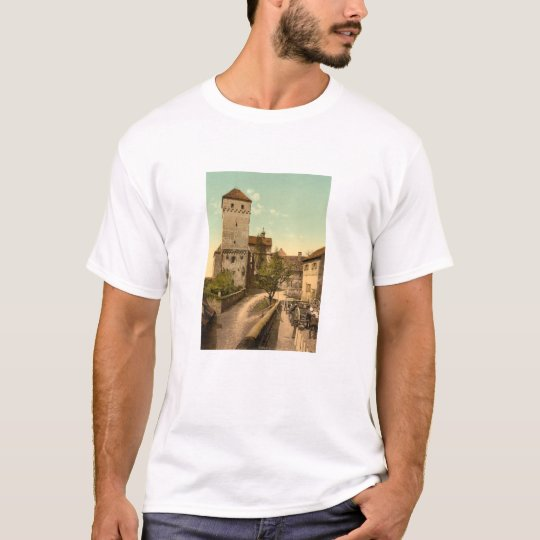 Heidenturm, Nuremberg, Bavaria, Germany T-Shirt