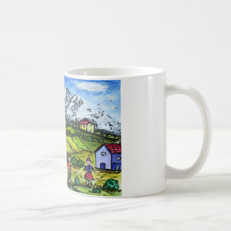 Heidi Country Mug