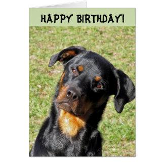 Heidi Happy Birthday Card