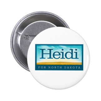 Heidi Heitkamp Button