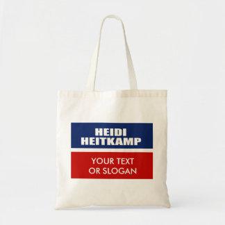 HEIDI HEITKAMP FOR SENATE BAGS