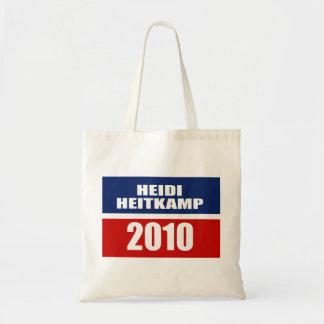 HEIDI HEITKAMP FOR SENATE TOTE BAGS