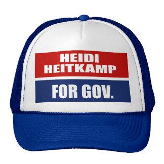 HEIDI HEITKAMP FOR SENATE MESH HATS