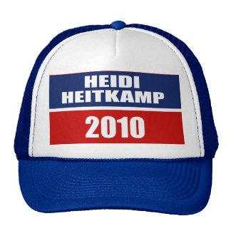HEIDI HEITKAMP FOR SENATE TRUCKER HATS