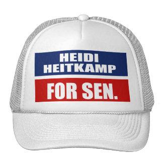 HEIDI HEITKAMP FOR SENATE TRUCKER HAT
