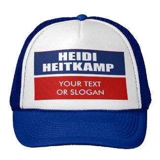 HEIDI HEITKAMP FOR SENATE HATS