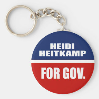HEIDI HEITKAMP FOR SENATE KEYCHAINS