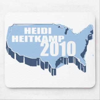 HEIDI HEITKAMP FOR SENATE MOUSEPADS