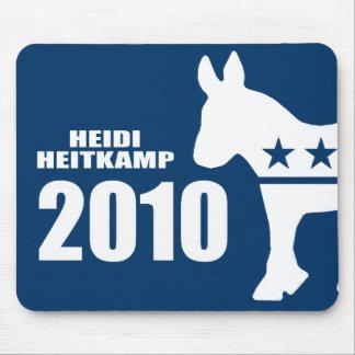 HEIDI HEITKAMP FOR SENATE MOUSEPAD