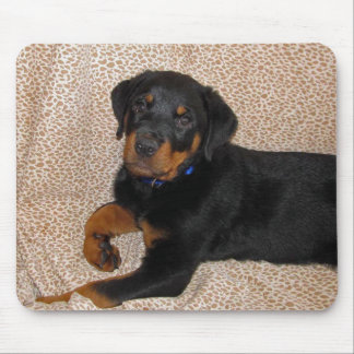 Heidi Puppy Mousepad