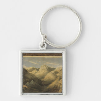 Heights, mountains of Scotland Key Chain