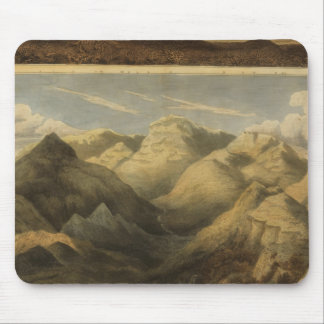 Heights, mountains of Scotland Mouse Pad