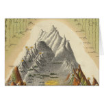 Heights Of The Principal Mountains In The World 2 Card