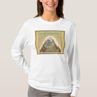 Heights Of The Principal Mountains In The World 2 T-Shirt
