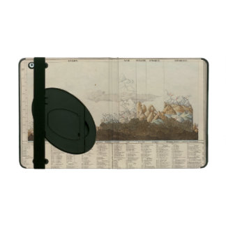 Heights of the World iPad Cases