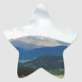 Heights Star Sticker