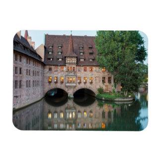 Heilig Geist Spital, Nürnberg Magnet