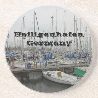 Heiligenhafen Germany Drink Coaster