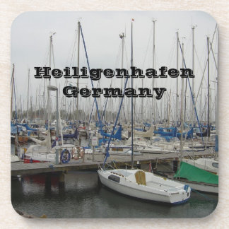 Heiligenhafen Germany Beverage Coasters
