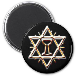 heiliger Gral holy grail 2 Inch Round Magnet