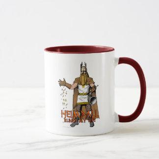 """Heimdall Runed Our Lives"" Mug"