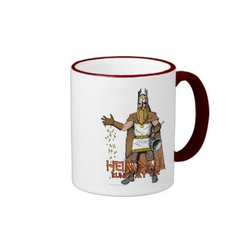 """Heimdall Runed Our Lives"" Mugs"