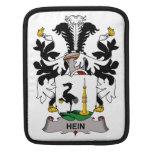 Hein Family Crest iPad Sleeves