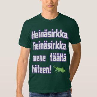 Heinasirkka - Dark Tee Shirt