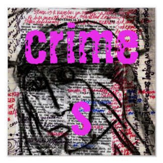 Heinous and Fast Crimes Posters