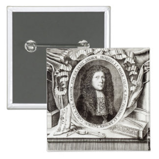 Heinrich Ignaz Francisco von Biber Pin Cuadrado