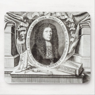 Heinrich Ignaz Franz von Biber Mouse Pad