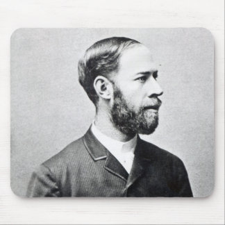 Heinrich Rudolph Hertz Mouse Pad