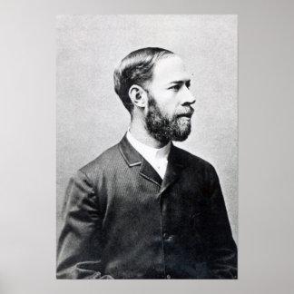 Heinrich Rudolph Hertz Poster