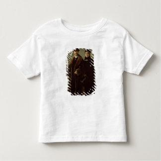 Heinrich Schliemann  and his Wife Toddler T-shirt