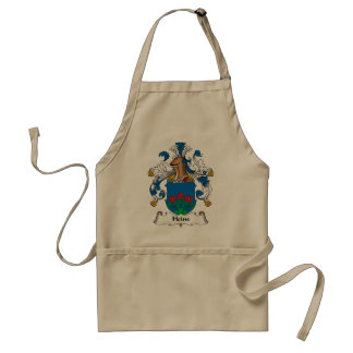 Heins Family Crest Aprons