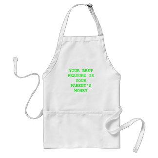 heir adult apron