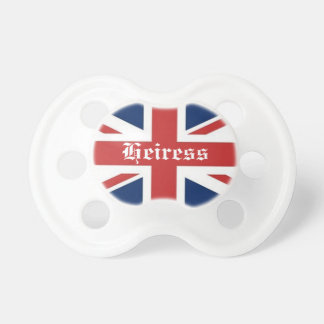 Heiress Baby Pacifier