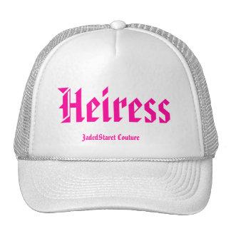 Heiress, JadedStaret Couture hat