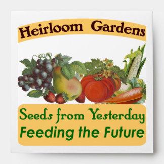 Heirloom Gardens Seed Saver Envelope