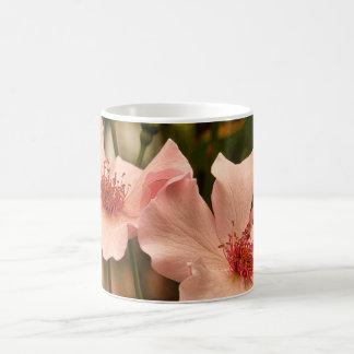 Heirloom Pink Rose Coffee Mug